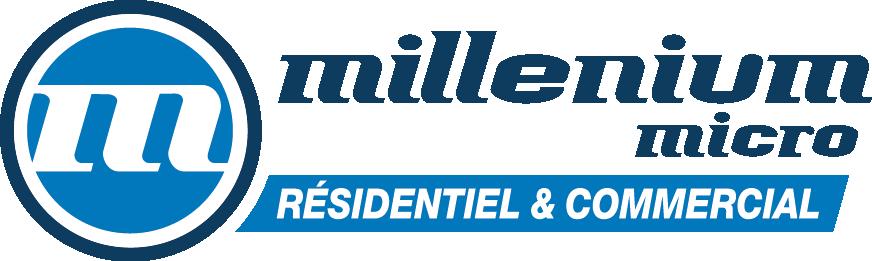 Logo Group Millenium micro résidentiel et commercial