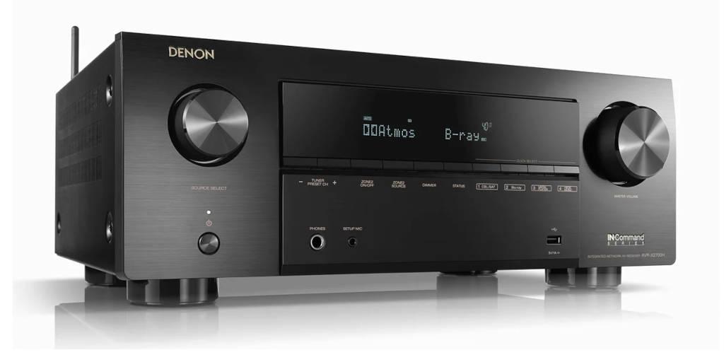 Amplificateur Denon AVR X2700H