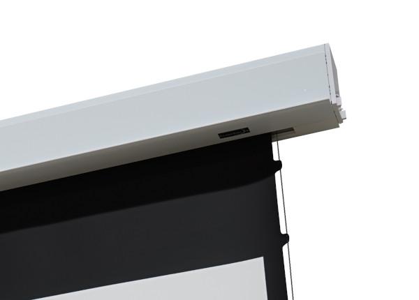 Boîtier de rangement de toile de projecteur In Ceiling Elunevision