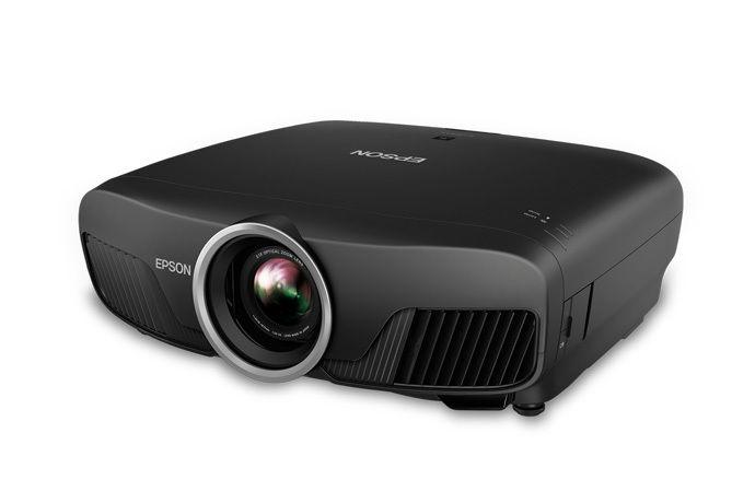 Projecteur Pro Cinema 4050 de côté