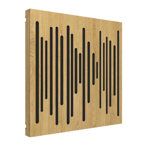 Panneau acoustique Vicpattern ultra Wavewood