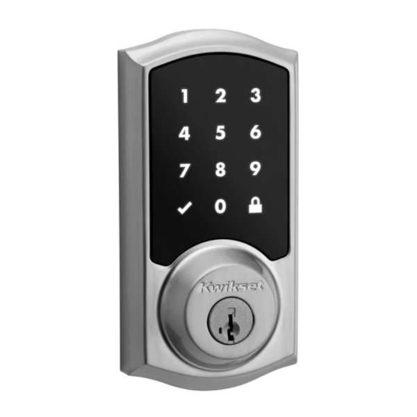 Serrure de porte avec code Kwikset Smartcode 916